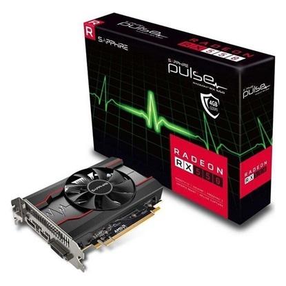 VGA Sapphire Pulse Radeon RX 550 4GB GDDR5 (11268-15-20G) (SAP11268-15-20G)