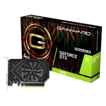 VGA Gainward GeForce GTX 1650 4GB Pegasus (426018336-4467) (GNW426018336-4467)