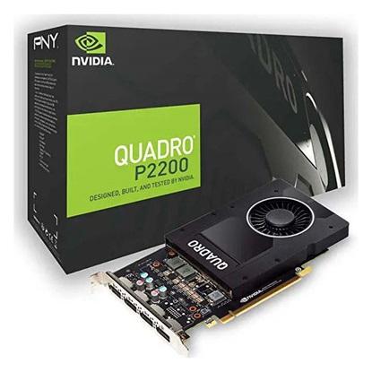 VGA PNY Quadro P2200 5GB (VCQP2200-PB) (PNYVCQP2200-PB)
