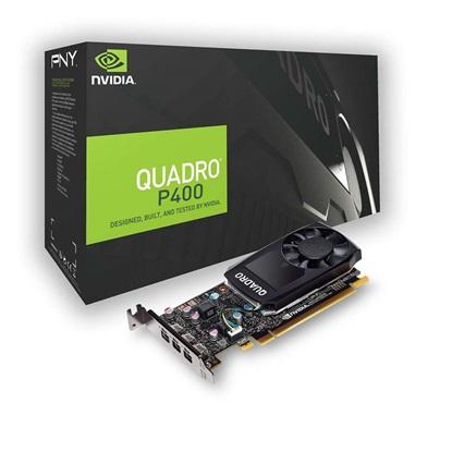 VGA PNY Quadro P400 2GB DVI (VCQP400DVI-PB) (PNYVCQP400DVI-PB)