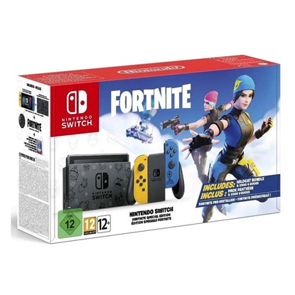 Nintendo Switch Fortnite Special Edition 32GB (CON.NSW-0045) (NINSW0045)