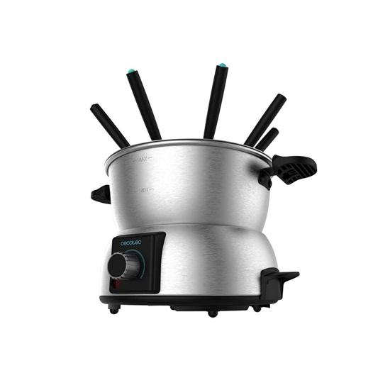 Συσκευή για Φοντύ με 8 Πιρούνια 1000 W Cecotec Fun Gourmet (CEC-08018) (CEC08018)