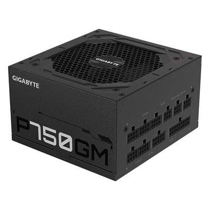Gigabyte GP-P750GM 750W Full Modular 80 Plus Gold (GP-P750GM) (GIGGP-P750GM)