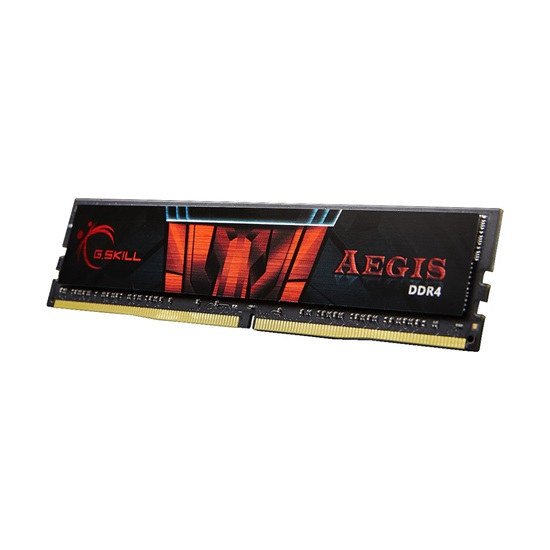G.Skill Aegis DDR4 DDR4-2133MHz 8GB (1x8GB) CL15-15-15-35 1.20V (F4-2133C15S-8GIS) (GSKF4-2133C15S-8GIS)