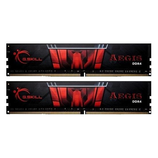 G.Skill Aegis DDR4-2666MHz 16GB (2x8GB) (F4-2666C19D-16GIS) (GSKF4-2666C19D-16GIS)