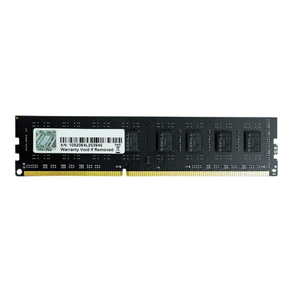 G.Skill Value DDR3-1333MHz 4GB (1x4GB) (F3-1333C9S-4GNS) (GSKF3-1333C9S-4GNS)