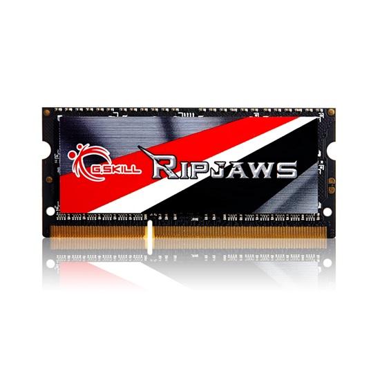 G.Skill Ripjaws DDR3 SODIMM DDR3L-1600MHz 8GB (1x8GB) (F3-1600C11S-8GRSL) (GSKF3-1600C11S-8GRSL)