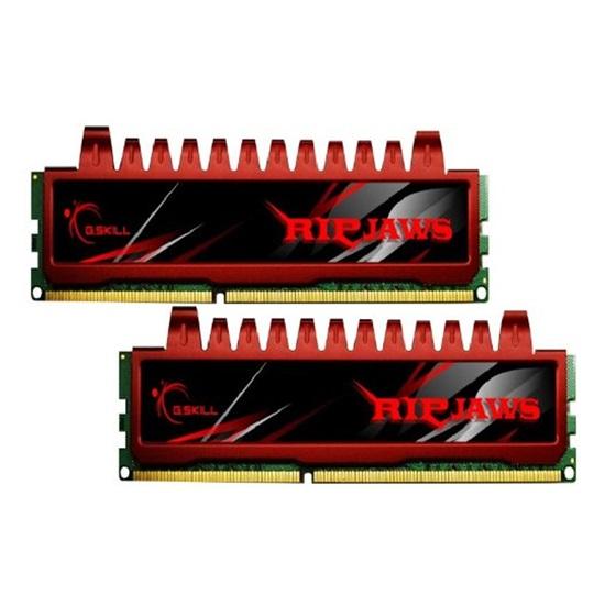 G.Skill Ripjaws DDR3-1333MHz 8GB (2x4GB) (F3-10666CL9D-8GBRL) (GSKF3-10666CL9D-8GBRL)