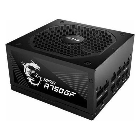 MSI MPG A750GF 750W Full Modular 80 Plus Gold (306-7ZP0B11-CE0) (MSI306-7ZP0B11-CE0)