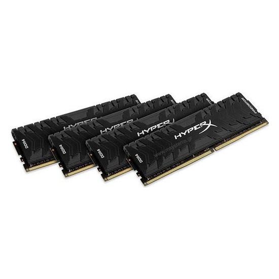 Kingston RAM HyperX Predator DDR4-3600MHz 128GB (4x32GB) (HX436C18PB3K4/128) (KINHX436C18PB3K4/128)