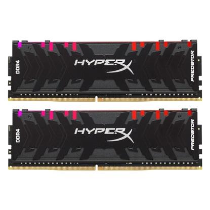 Kingston RAM HyperX Predator RGB DDR4-3600MHz 16GB (HX436C17PB4AK2/16) (KINHX436C17PB4AK2/16)