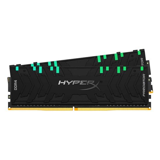 Kingston RAM HyperX Predator RGB DDR4-3600MHz 64GB (2x32GB) (HX436C18PB3AK2/64) (KINHX436C18PB3AK2/64)