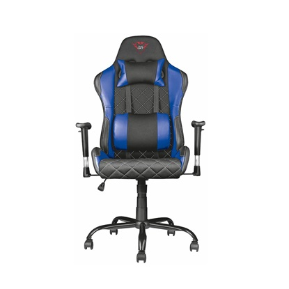 Trust GXT 707B Resto Gaming Chair - blue (22526) (TRS22526)