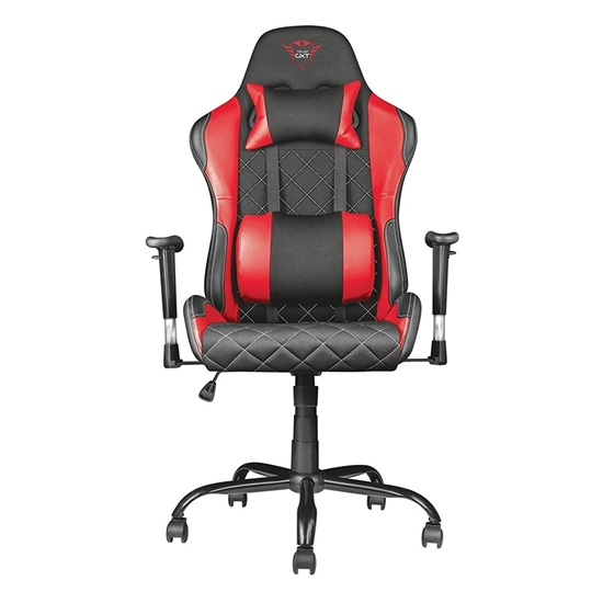 Trust GXT 707R Resto Gaming Chair - red (22692) (TRS22692)