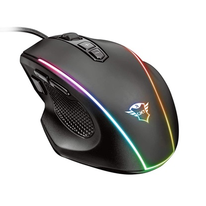 Trust GXT 165 Celox RGB Gaming Mouse (23092) (TRS23092)