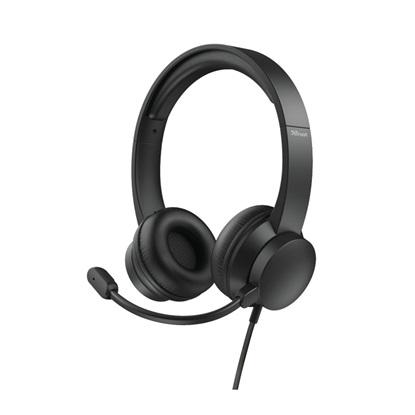 Trust Rydo On-Ear USB Headset (24133) (TRS24133)
