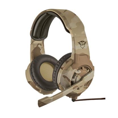 Trust GXT 310D Radius Gaming Headset - desert camo (22208) (TRS22208)