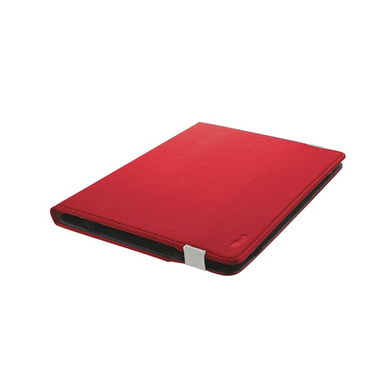 "Trust Primo Folio Case with Stand for 10"" tablets - red (20316) (TRS20316)"