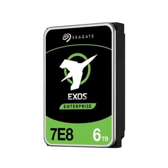 Εσωτερικός Σκληρός Δίσκος Seagate Exos 7E8 6TB 512e Sas (ST6000NM029A) (SEAST6000NM029A)