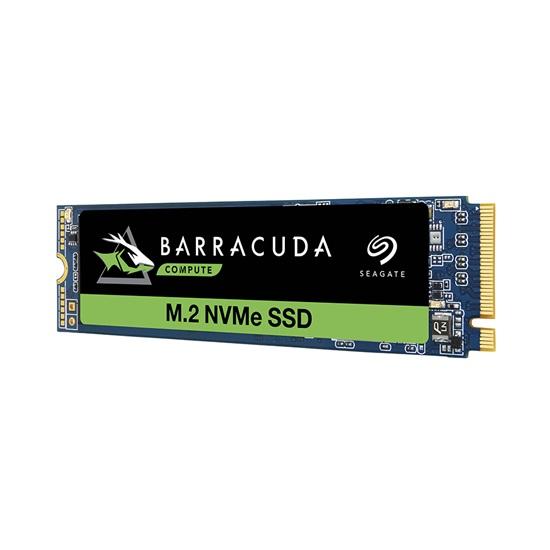 Seagate SSD BarraCuda 510 500GB PCIe Gen3 ×4 NVMe (ZP500CM3A001) (SEAZP500CM3A001)