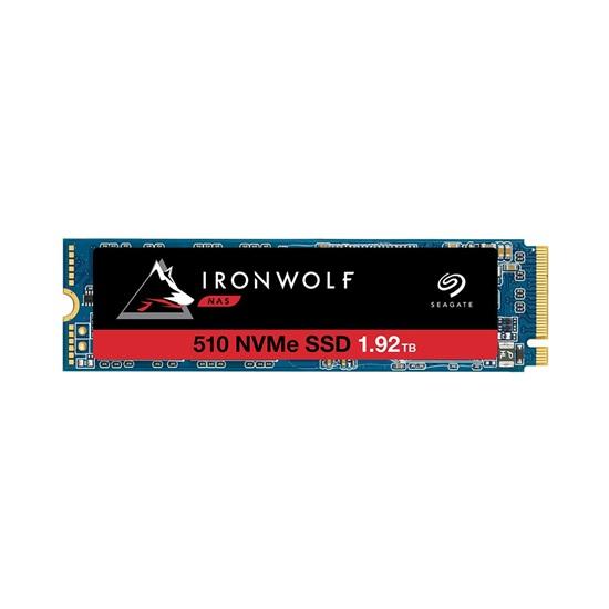 Seagate SSD IronWolf 510 1.92TB PCIe Gen3 ×4 NVMe (ZP1920NM30011) (SEAZP1920NM30011)