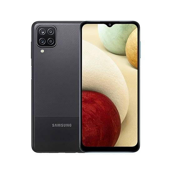 SAMSUNG GALAXY A12 4GB/128GB Black (SM-A125FZKK) (SAMSM-A125FZKK)