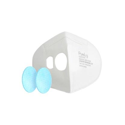 Xiaomi Φίλτρο Anti-Pollution Air Face Mask 550mAh 10pcs Xiaomi Mi Purely (6970734470216)