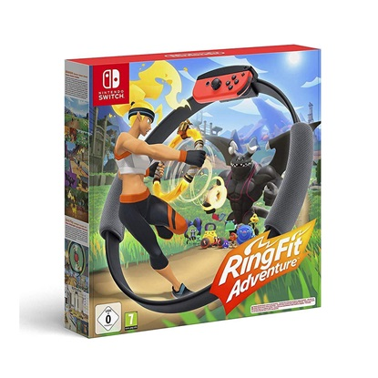 Nintendo Switch Ring Fit Adventure (NSW-0154) (NINSW0154)