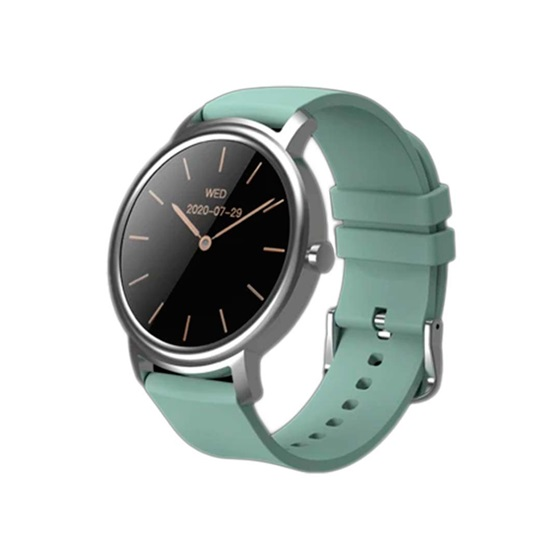 Watch Xiaomi MiBro Air Silver-Green (XPAW002) (XIAXPAW002)