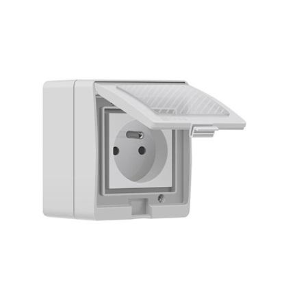 Sonoff S55 Wi-Fi Έξυπνη Εξωτερική Αδιάβροχη Πρίζα IP55 (S55TPE-FR) (SONS55TPE-FR)