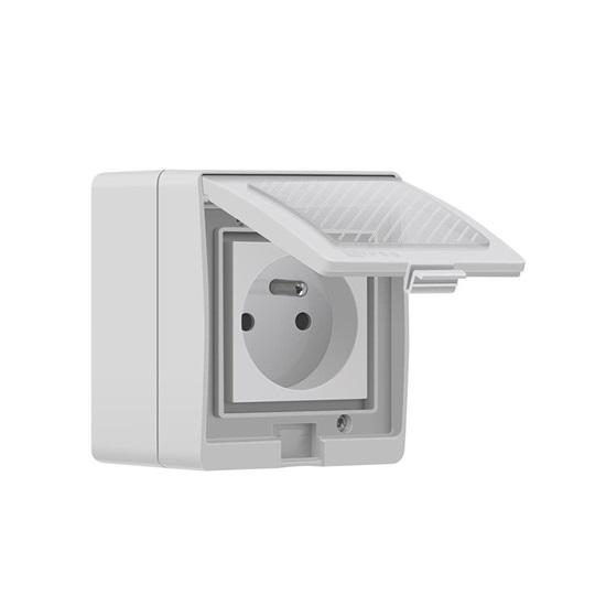 Sonoff S55 Wi-Fi Έξυπνη Εξωτερική Αδιάβροχη Πρίζα IP55 (S55TPF-DE) (SONS55TPF-DE)