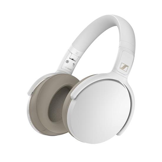 Headset Sennheiser HD-350BT White (508385) (SEN508385)