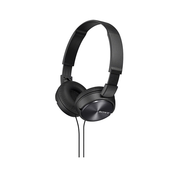 Headphone Sony MDR-ZX310 Black (SNYMDRZX310B)
