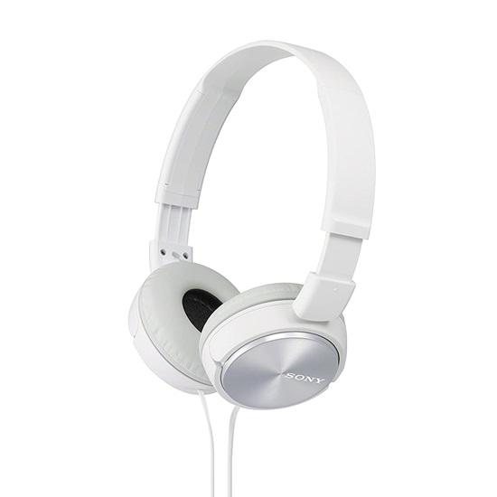 Headphone Sony MDR-ZX310W White (SNYMDRZX310W)