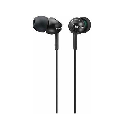 Ακουστικά Sony MDREX110LPB Black (SNYMDREX110LPB)