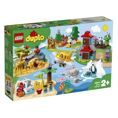 Lego Duplo: World Animals (10907) (LGO10907)