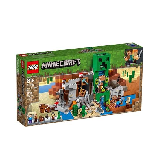 Lego Minecraft: The Creeper Mine (21155) (LGO21155)