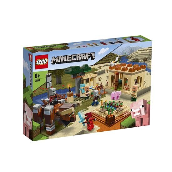 Lego Minecraft: The Illager Raid (21160) (LGO21160)