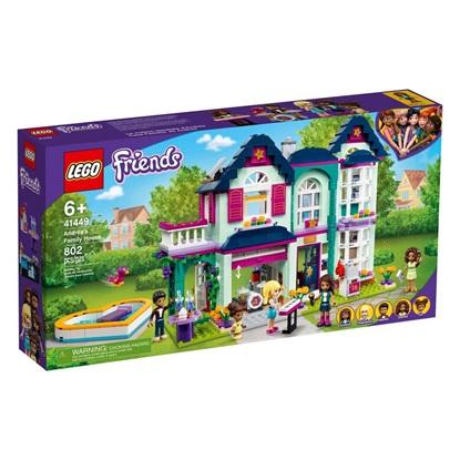 Lego Friends: Andrea's Family House (41449) (LGO41449)