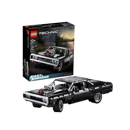 Lego Technic: Dom's Dodge Charger (42111) (LGO42111)