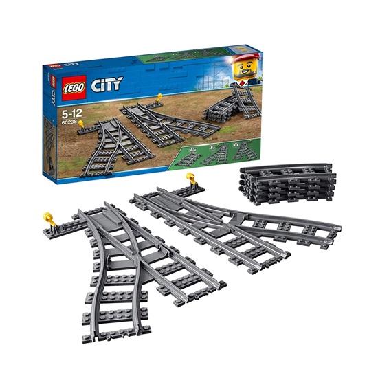 Lego City: Switch Tracks (60238) (LGO60238)