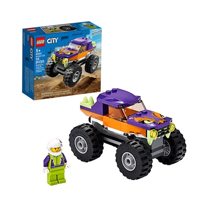 Lego City: Monster Truck (60251) (LGO60251)