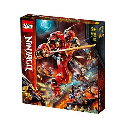 Lego Ninjago: Fire Stone Mech (71720) (LGO71720)
