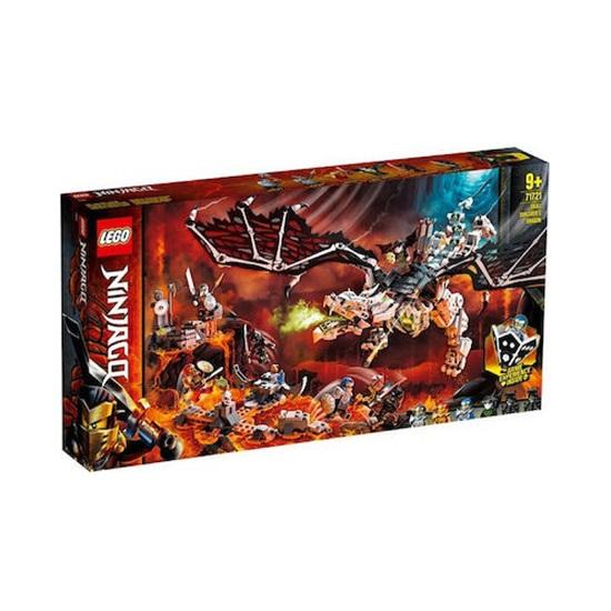 Lego Ninjago: Skull Sorcerer's Dragon (71721) (LGO71721)
