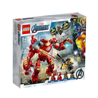 Lego Super Heroes: Iron Man Hulkbuster Versus A.I.M Agent (76164) (LGO76164)
