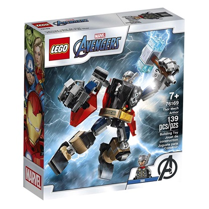 Lego Super Heroes: Marvel Avengers Thor Mech Armor Set (76169) (LGO76169)