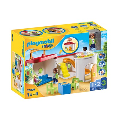 Playmobil 123: My Take Along Preschool (70399) (PLY70399)