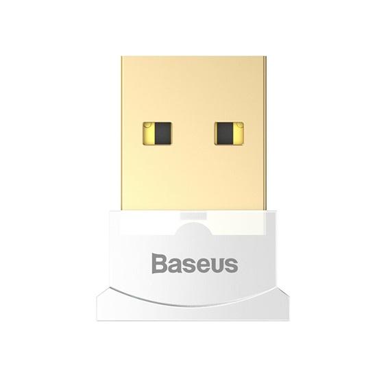 Baseus Adapter USB Bluetooth to PC White (CCALL-BT02) (BASCCALLBT02)