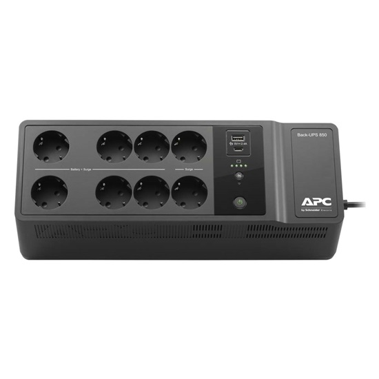 APC UPS Back-UPS 850VA (BE850G2-GR) (APCBE850G2-GR)