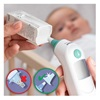 Braun ThermoScan 6 Contact thermometer White Ear Buttons (IRT6515)